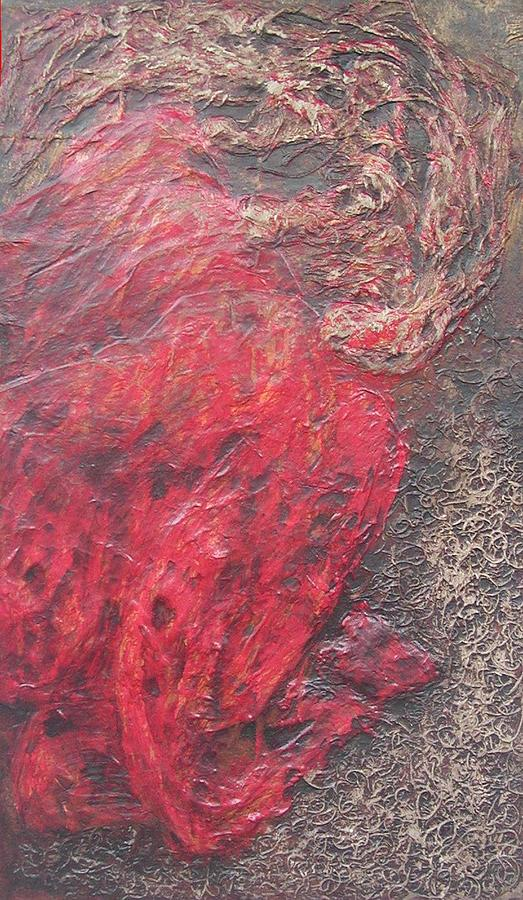 Pyrique 2  2008  Sculpture by Halima Echaoui