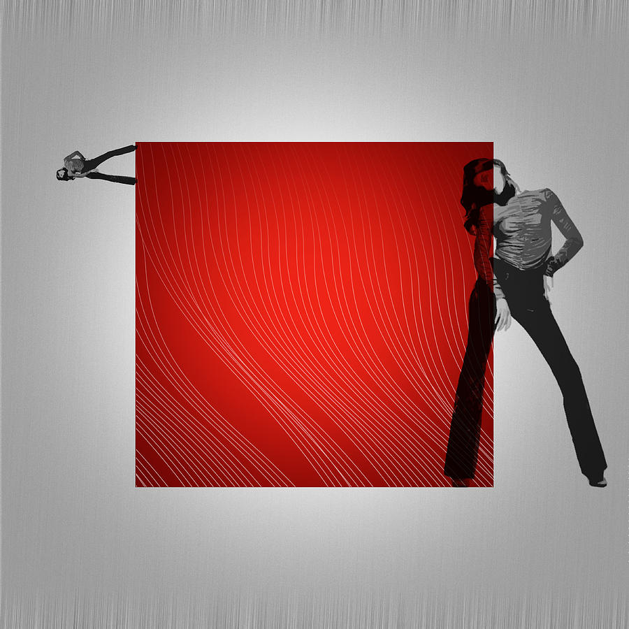 Fashion Painting - Quad by Naxart Studio