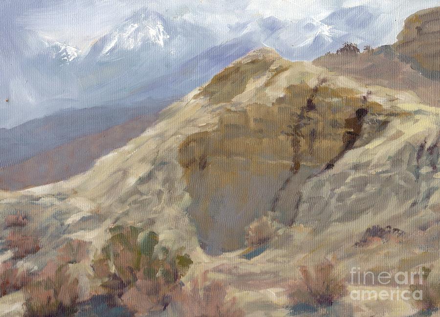Quarry Death Valley Road by James H Toenjes