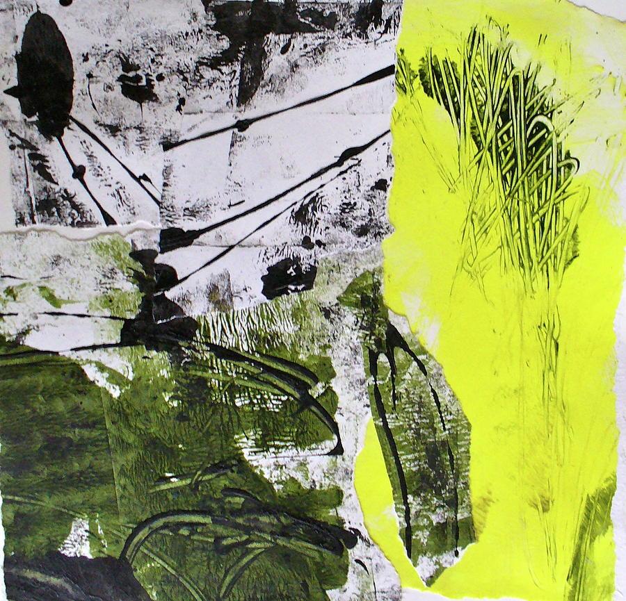 Abstract Painting - Quarto Iv by Mary Sullivan