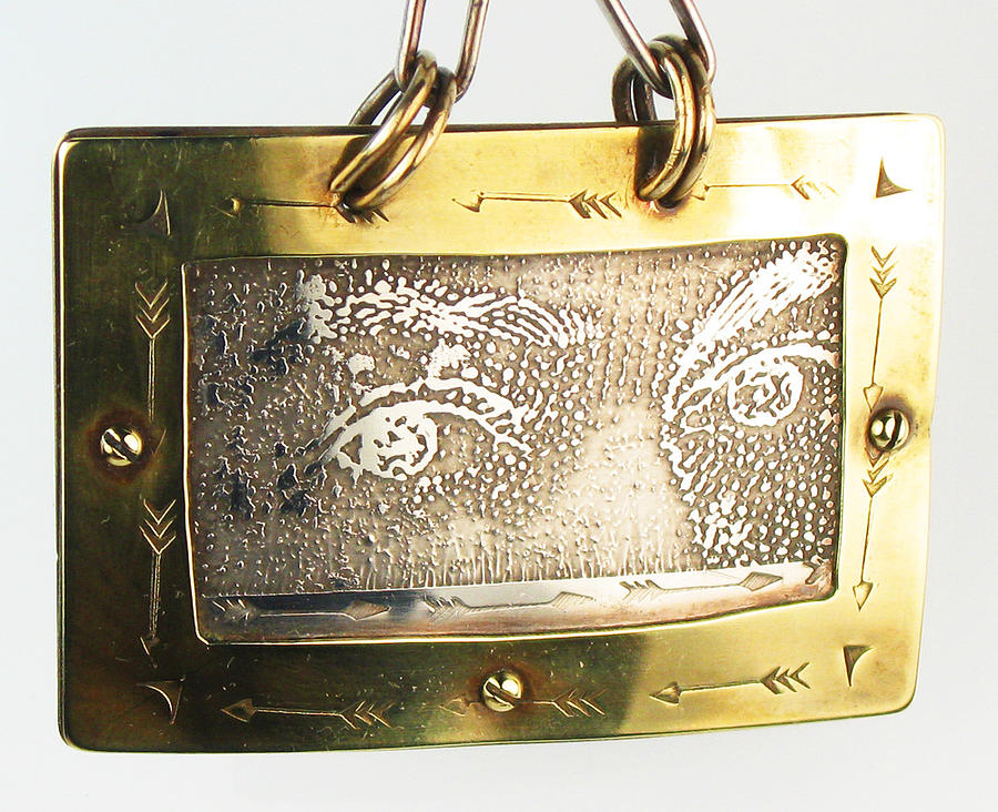 Jewelry Jewelry - Queen Elizabeths Eyes Pendant by Virginia Vivier