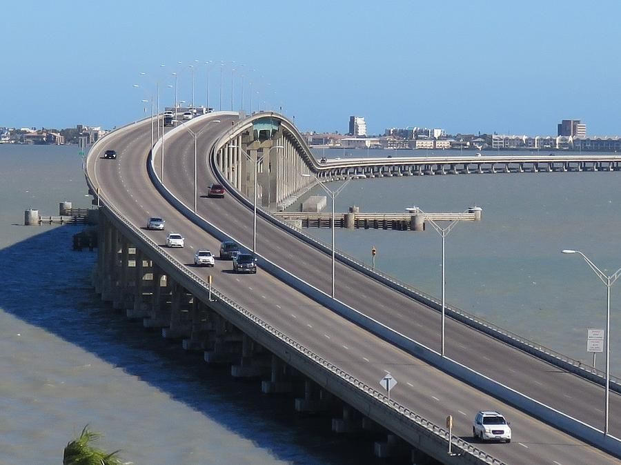 Queen Isabella Causeway Photograph by Keith Stokes  Queen