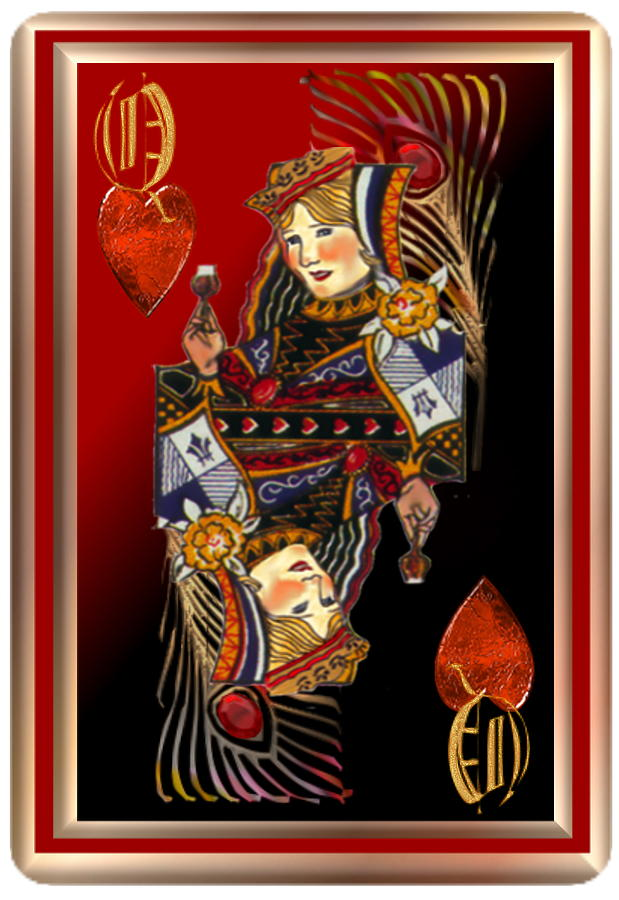 Queen of Hearts by Pamela Mccabe