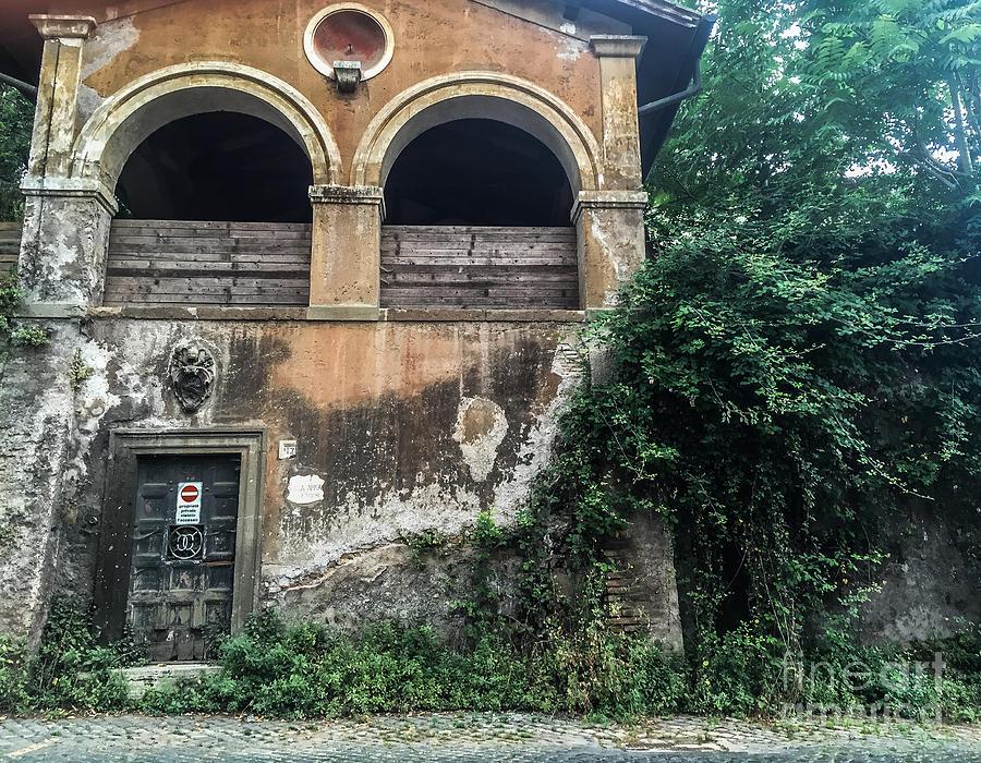 Appian Way Photograph - Queen Via Appia by Joseph Yarbrough