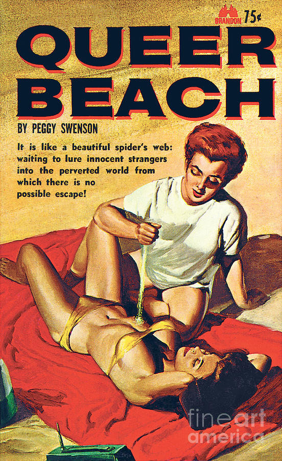 QUEER BEACH by unknown artist