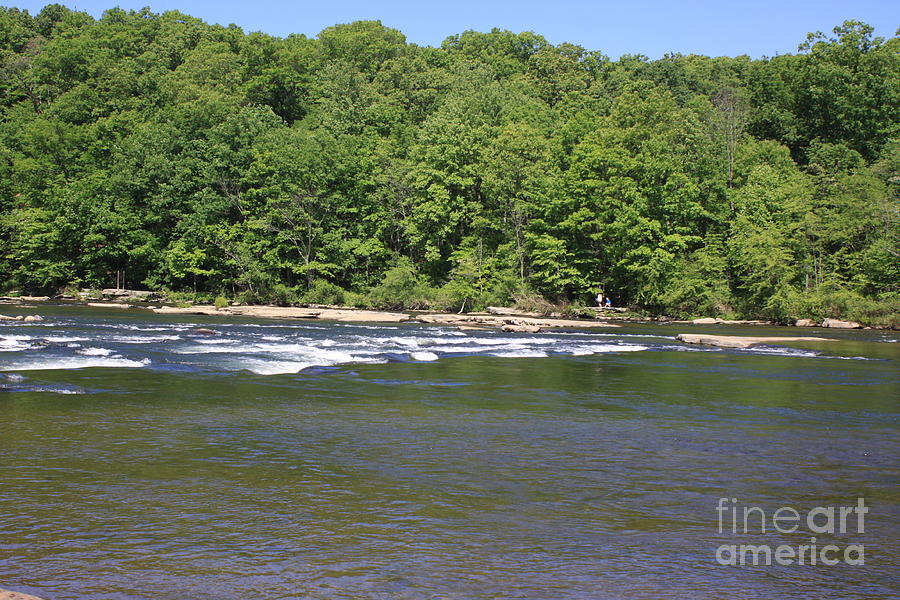 Quick River Photograph by Parker ODonnell
