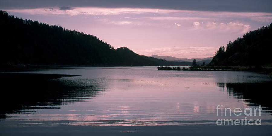 Idaho Photograph - Quiet Afternoon by Idaho Scenic Images Linda Lantzy