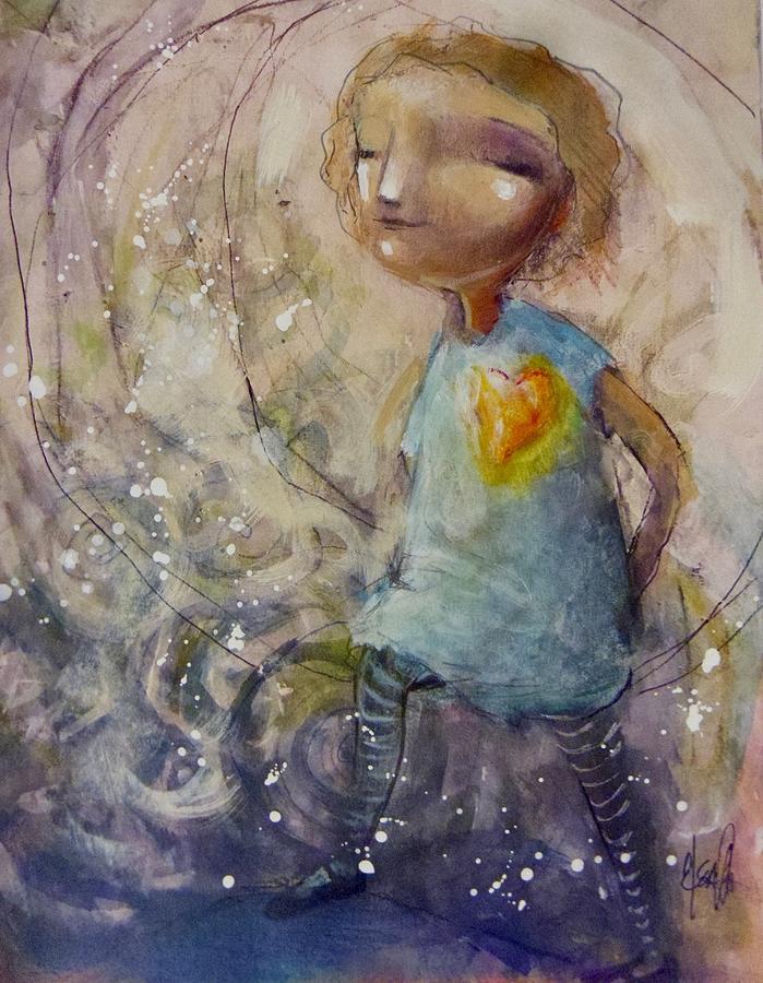 Quiet Bravery by Eleatta Diver