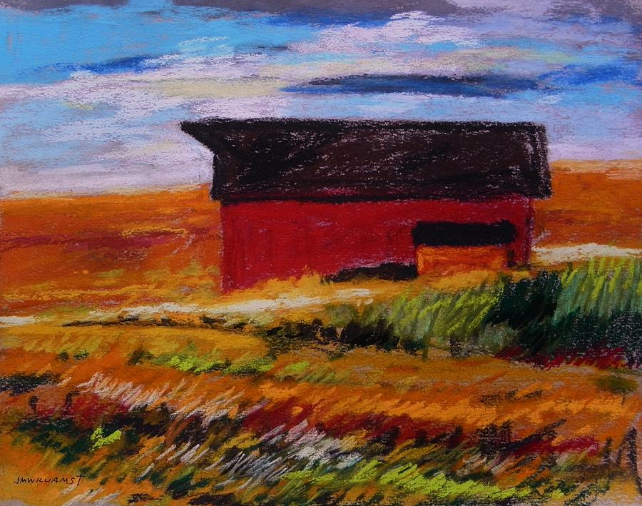 Landscape Painting - Quiet Dignity by John Williams