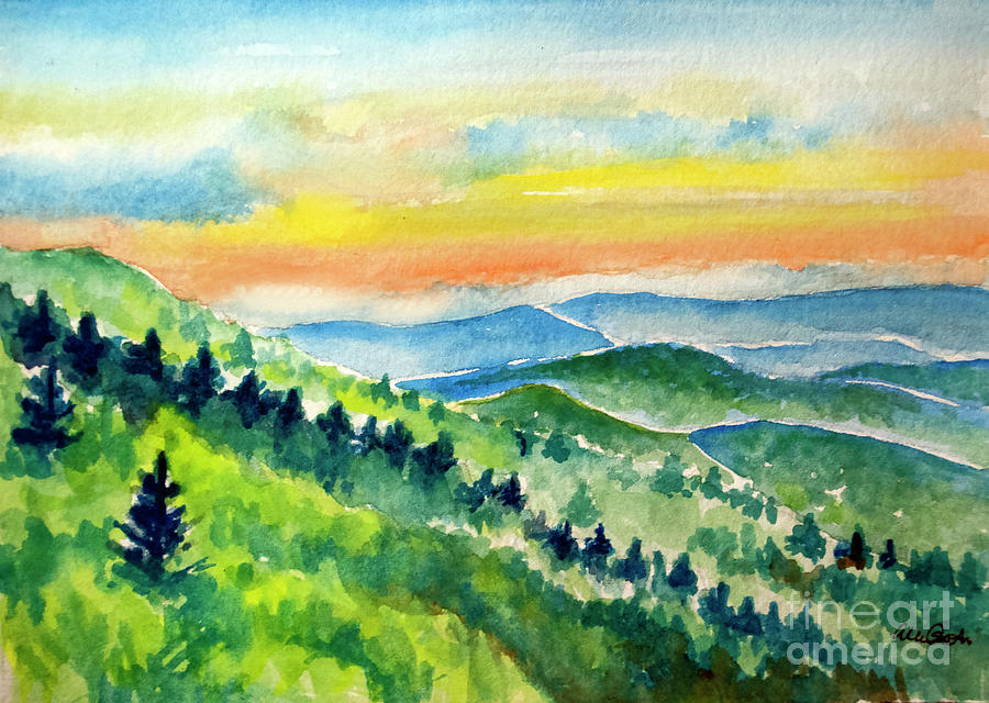 Quiet Majesty Painting