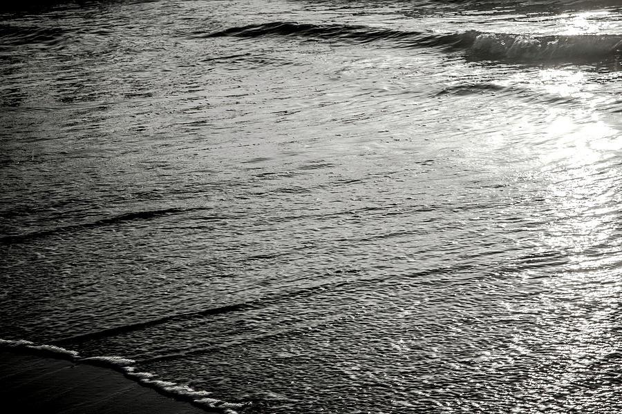 Beach Photograph - Quiet Mind by Eric Christopher Jackson