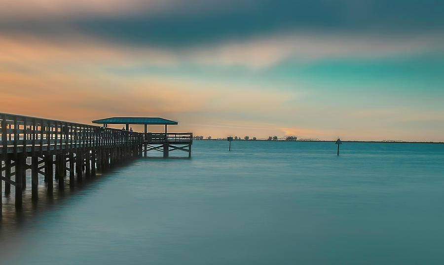 Safety Harbor Florida Photograph - Quiet Morning by Todd Rogers