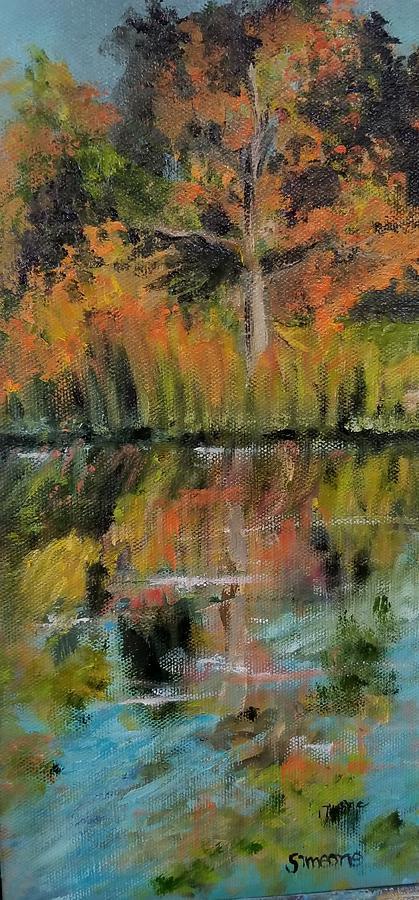 Quiet Water by Cheryl LaBahn Simeone