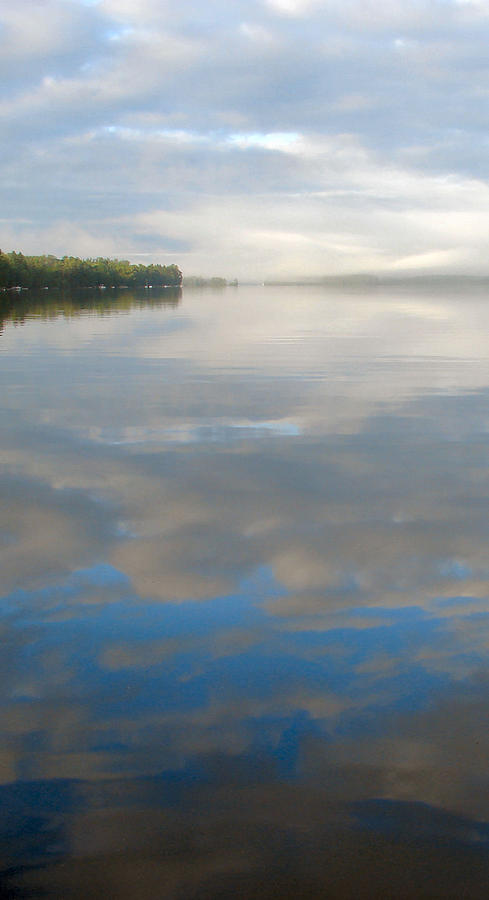 Lake Photograph - Quietude by Dana Patterson