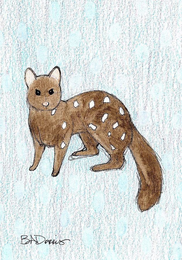 Quoll by Brittany Dorris