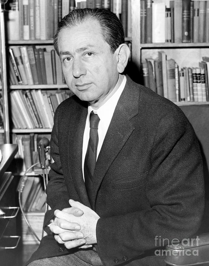 Rabbi Joachim Prinz as President of American Jewish