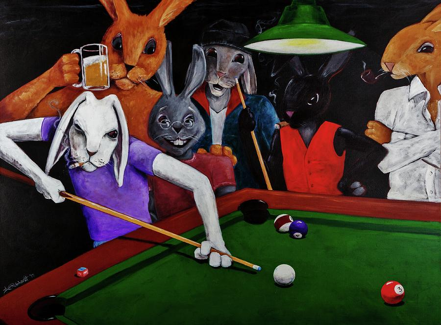 Rabbit Games by Jason Reinhardt