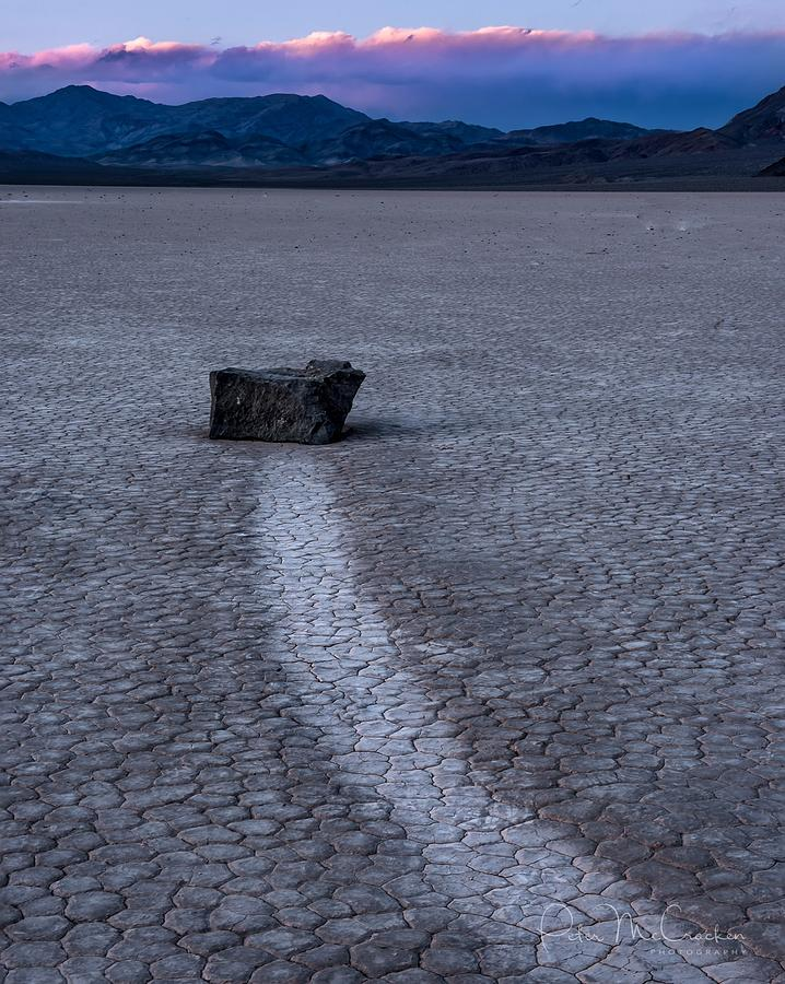 Death Valley Photograph - Race Treak Playa by Peter McCracken