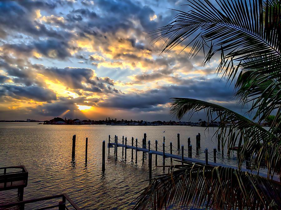 Sunset Photograph - Radiance by Stuart Smith