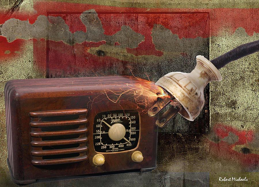 Radio Silence by Robert Michaels