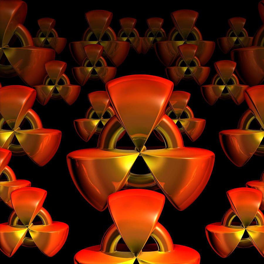 Radioactive Digital Art