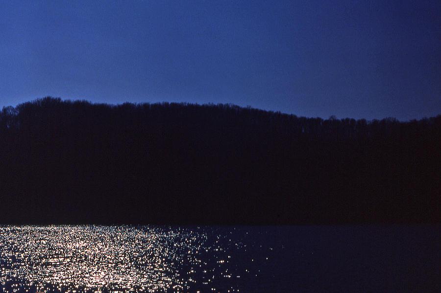Radnor Lake Photograph - Radnor Lake Gets Dark by Randy Muir
