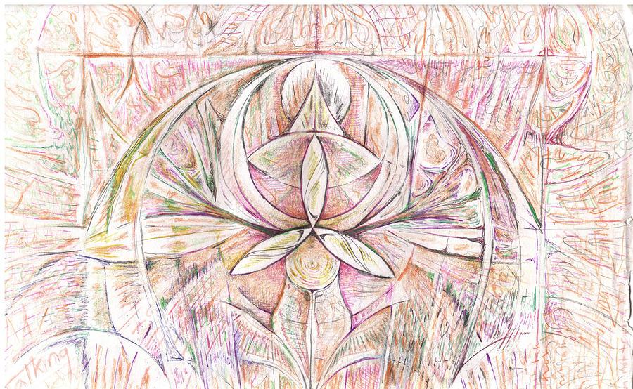 Blast Off Drawing - Rafaga by Jeremy Robinson
