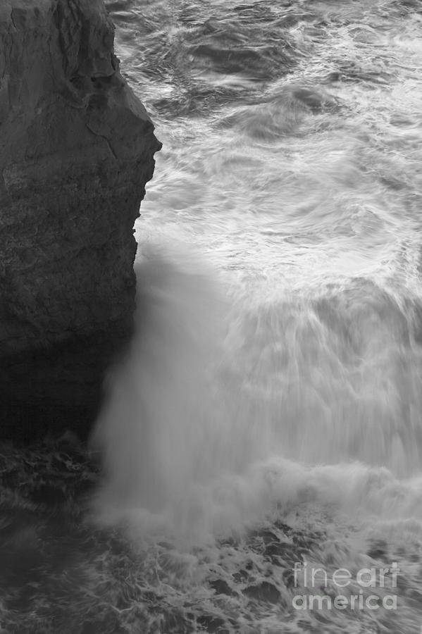 Rage Photograph - Raging Waves by Hideaki Sakurai