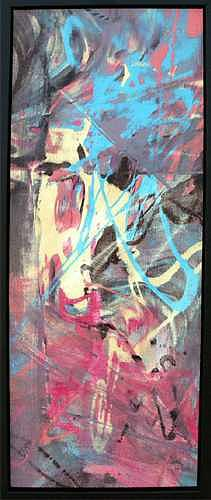 Ragtime Painting by Julie Mignard