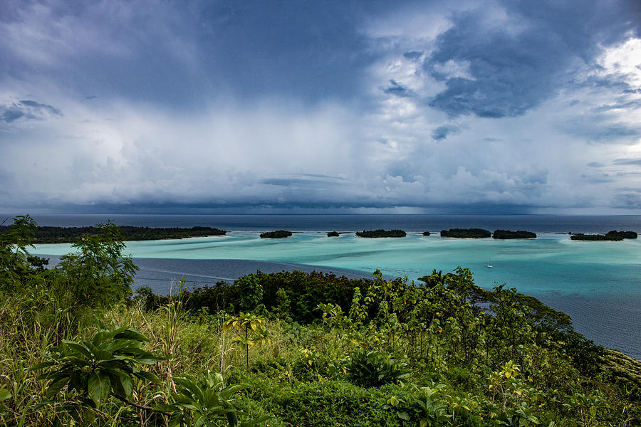 Raiatea's Lagoon 1 by Martin Naugher
