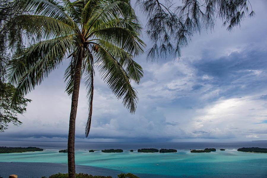 Raiatea's Lagoon 2 by Martin Naugher