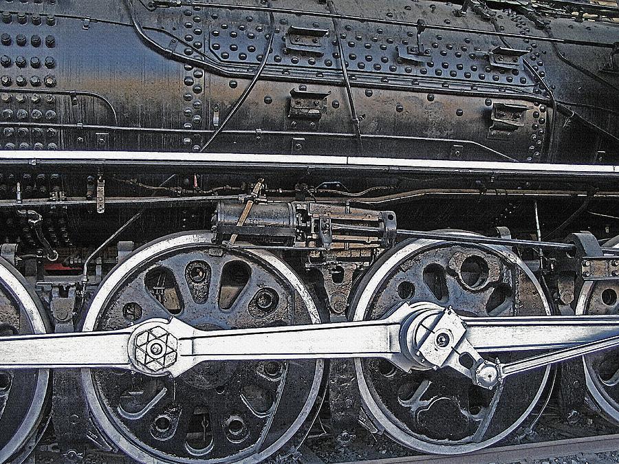 Trains Photograph - Railroad Museum 2 by Steve Ohlsen