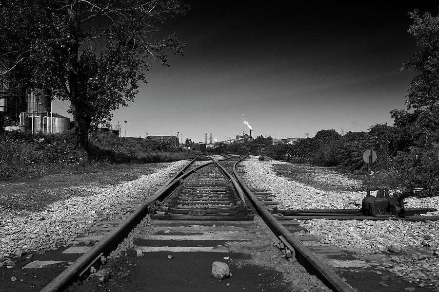 Rails-1 by Joseph Amaral