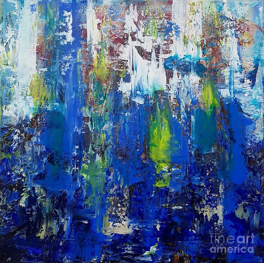 Rain by Elwira Bernaciak