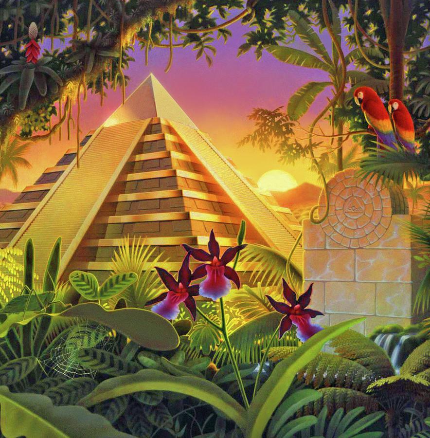 Aztec Sun Paintings (Page #2 of 3)   Fine Art America