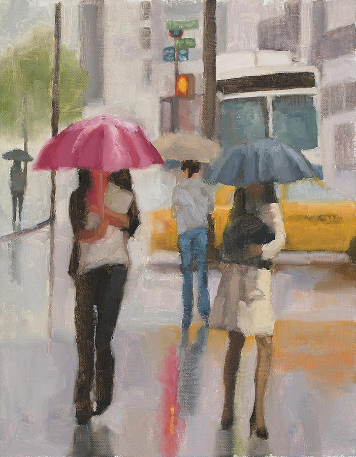 Rain walk by Tate Hamilton