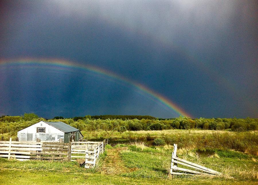 Rainbow Photograph by Brian Sereda