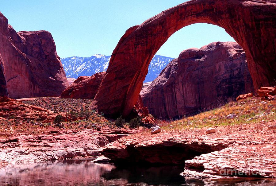 Rainbow Bridge National Monument Photograph