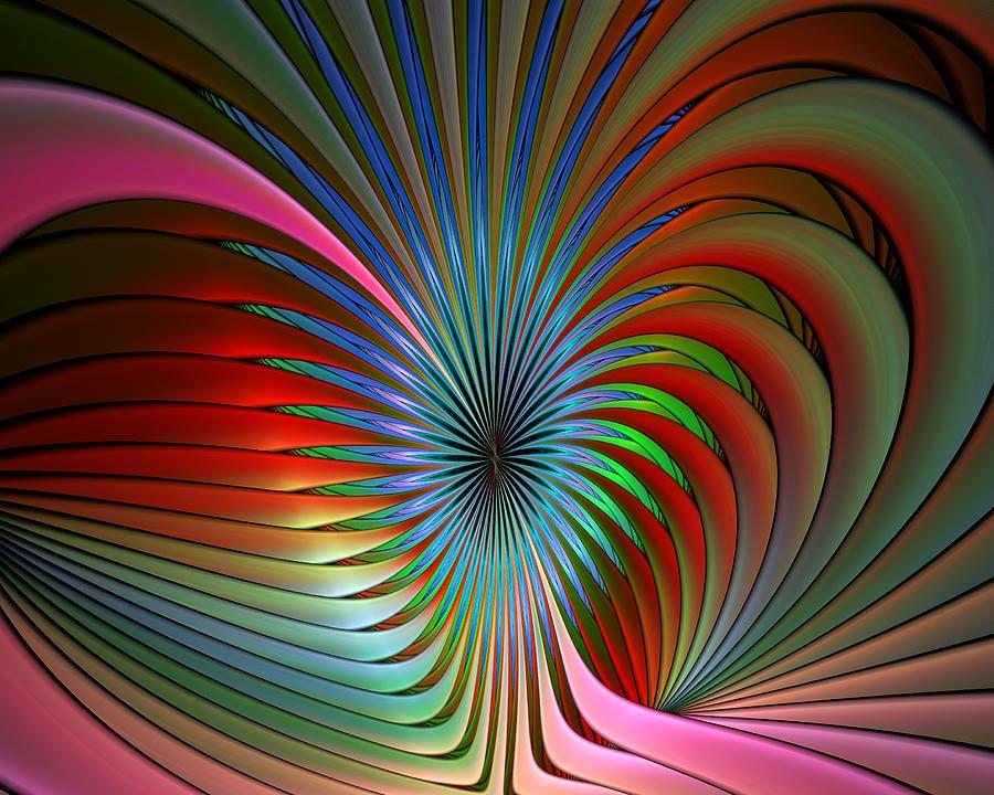 Rainbow Connection Digital Art