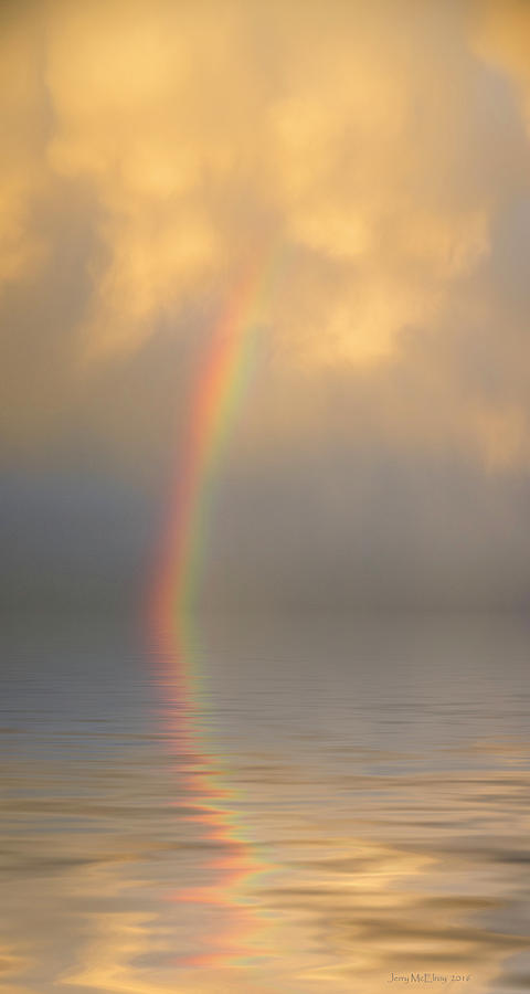 Art Photography Photograph - Rainbow Dream by Jerry McElroy