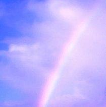 Rainbow Photograph - Rainbow by Radical Reconstruction Fine Art Featuring Nancy Wood