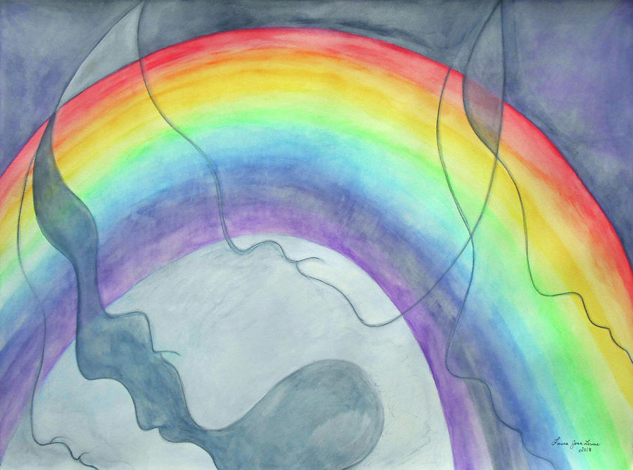 Rainbow Ruminations by Laura Joan Levine