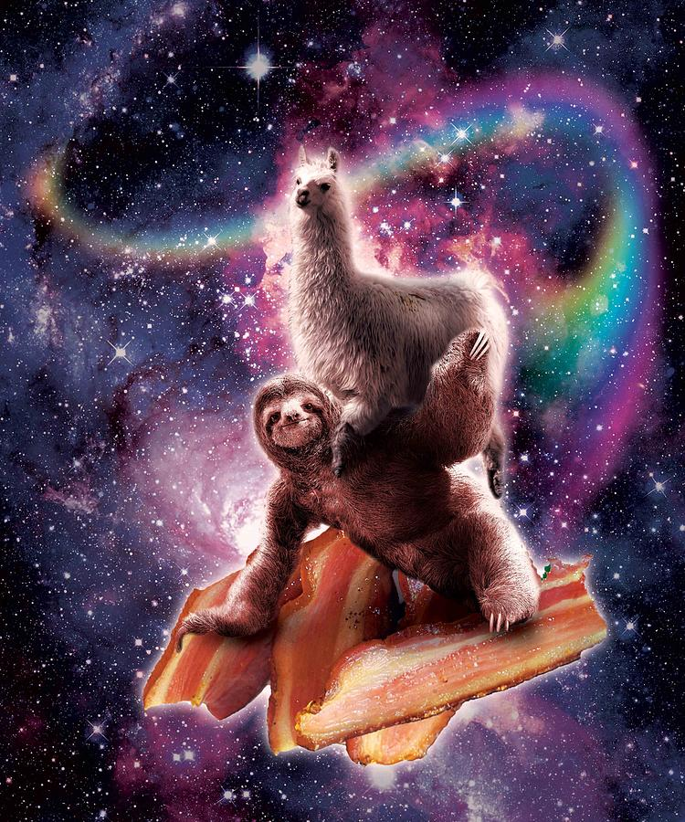 rainbow-space-llama-on-sloth-riding-baco