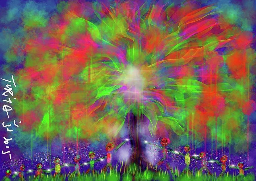 Rainbow Digital Art - Rainbows For All Children by Greg Liotta
