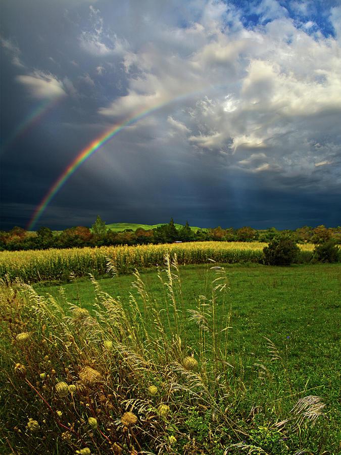 Horizons Photograph - Rainbows by Phil Koch