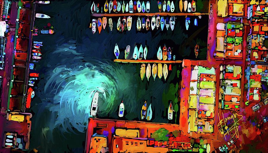 Rainbowts Painting