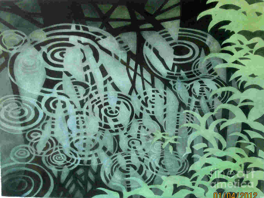 Raindrops-on-Raindrops by Anne Havard