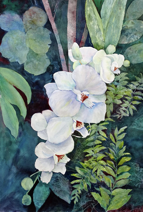 Rainforest Orchids by Kay Fuller