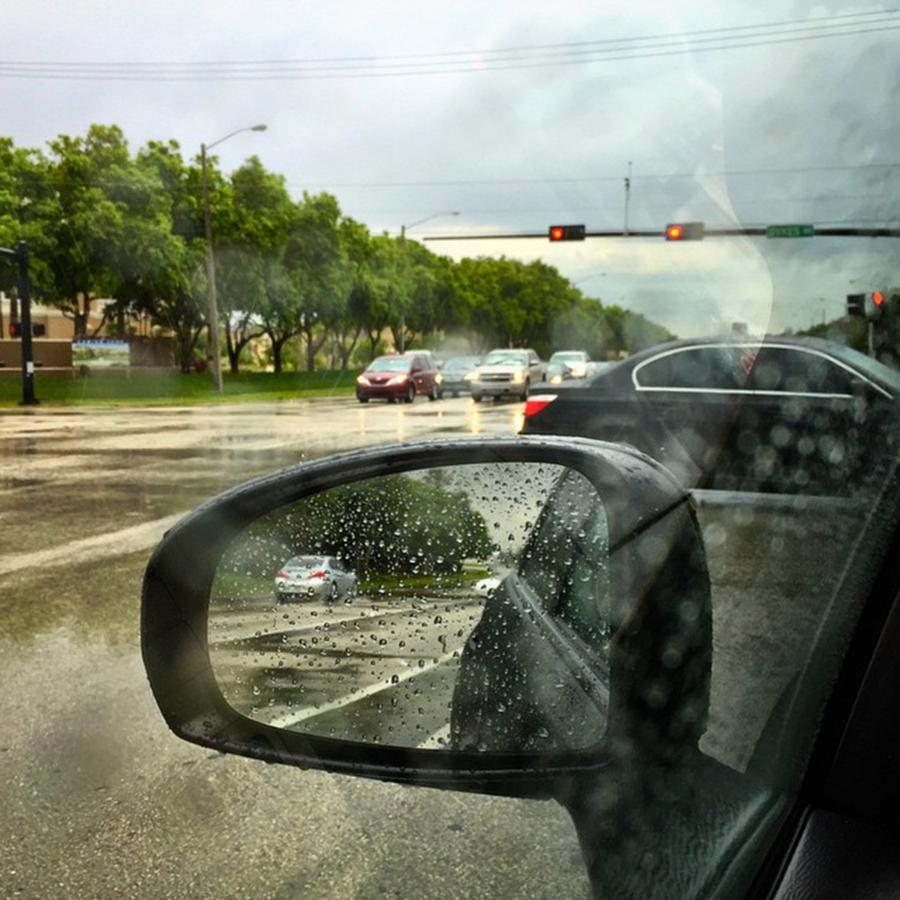 Miami Photograph - Rainy Day In Miramar, #juansilvaphotos by Juan Silva