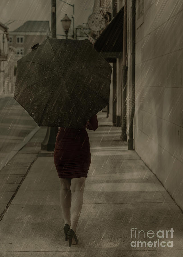 Rainy Day by Mechala Matthews